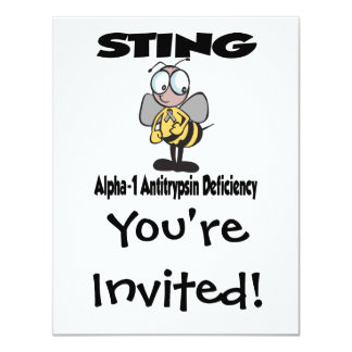 STING Alpha-1 Antitrypsin Deficiency Card