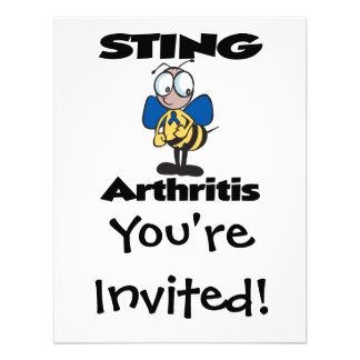 STING Arthritis Personalized Announcement