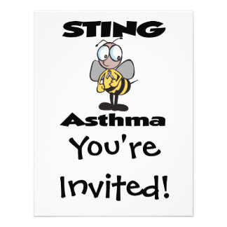 STING Asthma Personalized Announcement