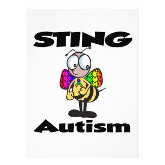 STING Autism Custom Invite