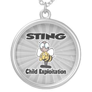 STING Child Exploitation Pendant