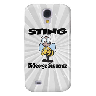 STING DiGeorge Sequence Galaxy S4 Covers