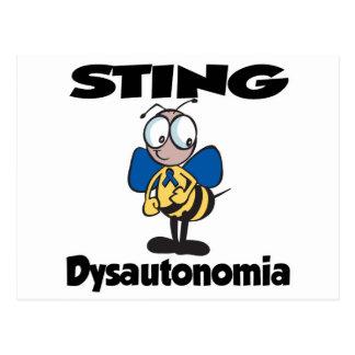 STING Dysautonomia Postales