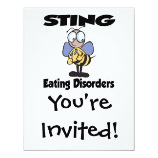 STING Eating Disorders Card