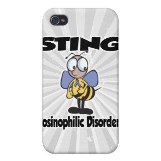 STING Eosinophilic Disorders iPhone 4 Case