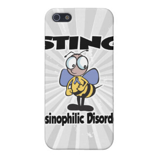 STING Eosinophilic Disorders Case For iPhone 5/5S