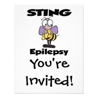 STING Epilepsy Custom Announcement