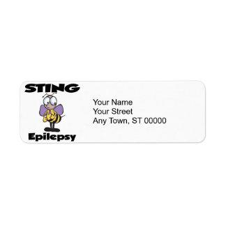 STING Epilepsy Label