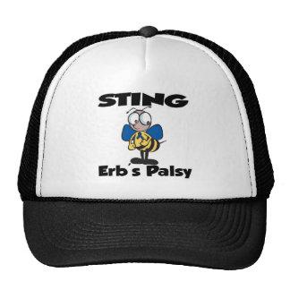 STING Erbs Palsy Trucker Hats