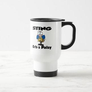 STING Erbs Palsy Coffee Mugs
