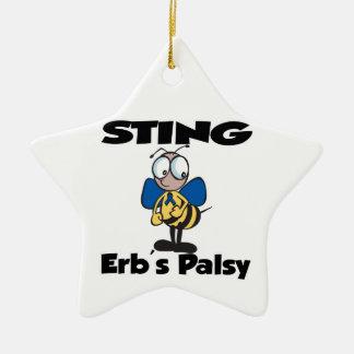 STING Erbs Palsy Ornament