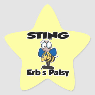STING Erbs Palsy Stickers