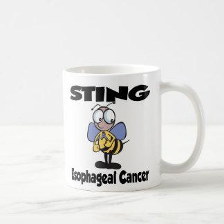 STING Esophageal Cancer Classic White Coffee Mug