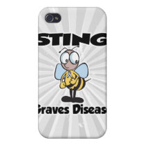 STING Graves Disease iPhone 4/4S Case
