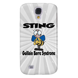 STING Guillain Barre Syndrome Galaxy S4 Case