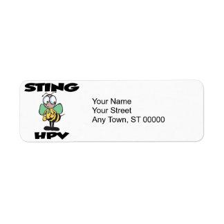 STING HPV LABEL