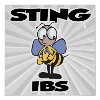STING IBS POSTER
