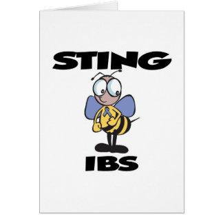 STING IBS TARJETAS