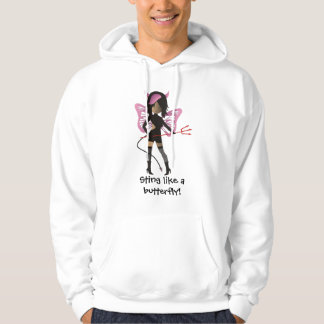 Sting Like a Butterfly! Hoodie