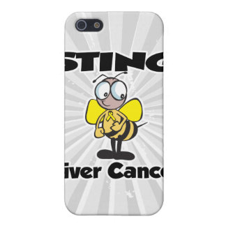 STING Liver Cancer iPhone SE/5/5s Cover