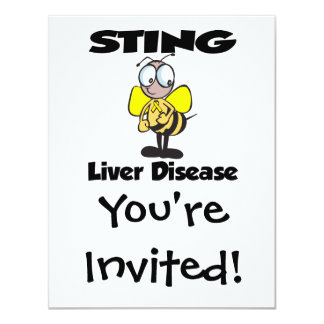 STING Liver Disease Card