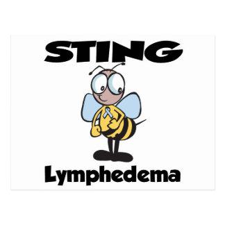 STING Lymphedema Postales
