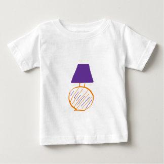 Sting man lamp baby T-Shirt