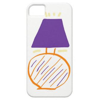 Sting man lamp iPhone SE/5/5s case