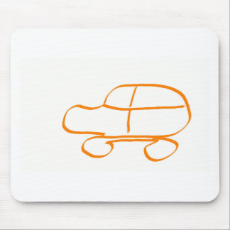 Sting man's SUV Mouse Pad