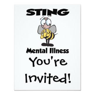 STING Mental Illness Card