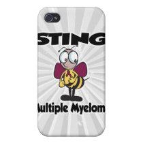 STING Multiple Myeloma iPhone 4 Case