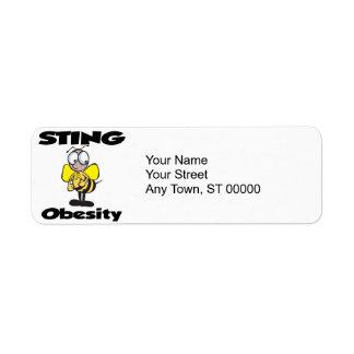 STING Obesity Label