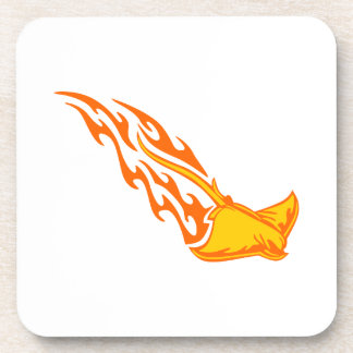 Sting Ray Flames Coaster