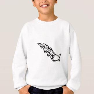 Sting Ray Flames Sweatshirt