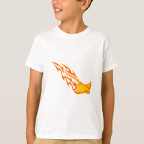 Sting Ray Flames T-Shirt