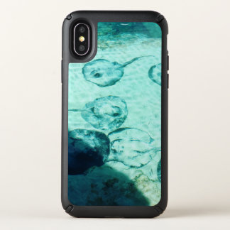 Sting rays in Mexico Speck iPhone X Case