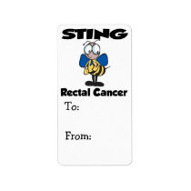 STING Rectal Cancer Label