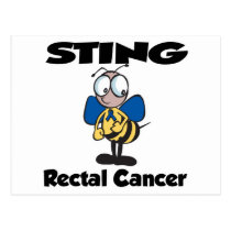 STING Rectal Cancer Postcard