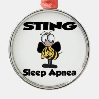 STING Sleep Apnea Christmas Tree Ornaments