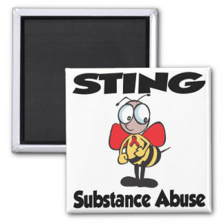 STING Substance Abuse Magnets