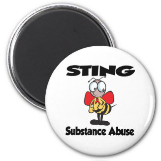 STING Substance Abuse Magnet