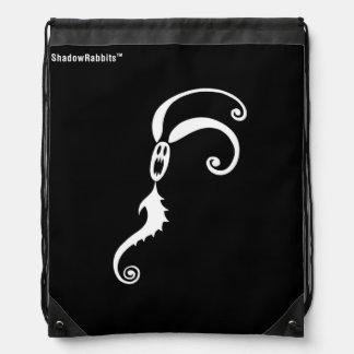 Sting the Shadow Rabbit Drawstring Backpack