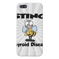 STING Thyroid Disease iPhone SE/5/5s Case