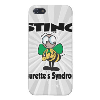 STING Tourettes Syndrome Cover For iPhone SE/5/5s