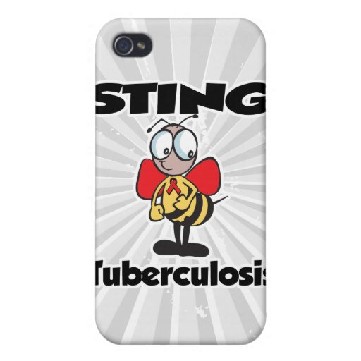STING Tuberculosis iPhone 4/4S Covers