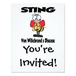STING Von Willebrands Disease Comunicado
