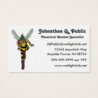 Stinger Business Card