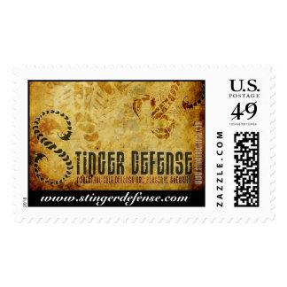 Stinger Defense Stamps