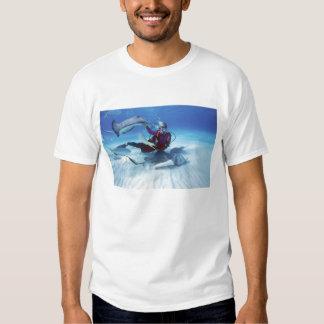 Stingray City, Grand Cayman, Cayman Islands, Tee Shirts