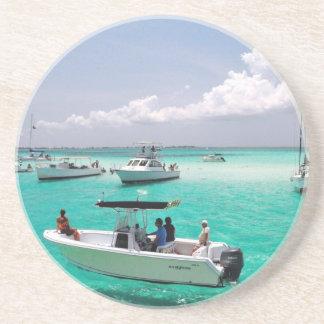 Stingray City Grand Cayman Islands Coaster